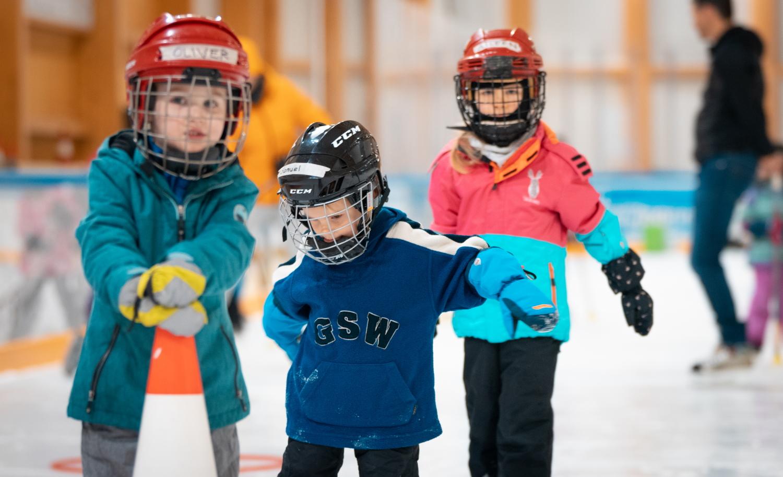Eislaufschule 2